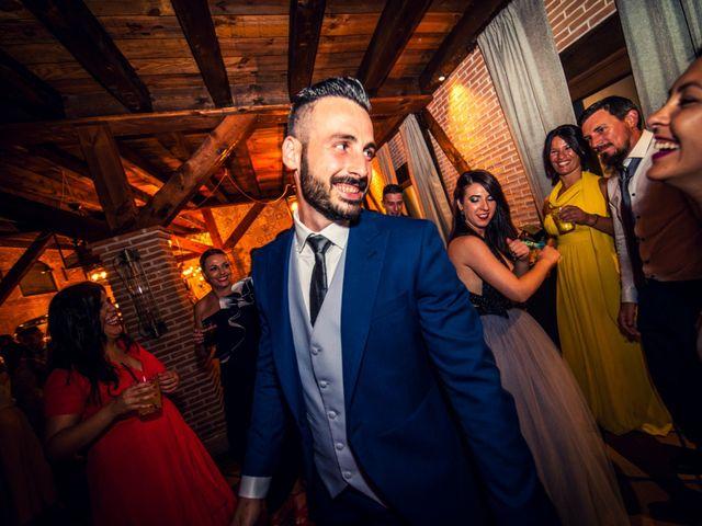 La boda de Javi y Laura en Miraflores De La Sierra, Madrid 75
