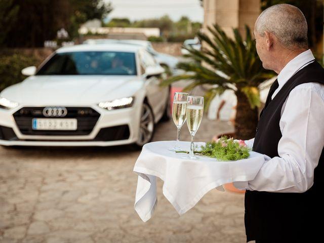 La boda de Álvaro y Mª del Mar en Palma De Mallorca, Islas Baleares 24