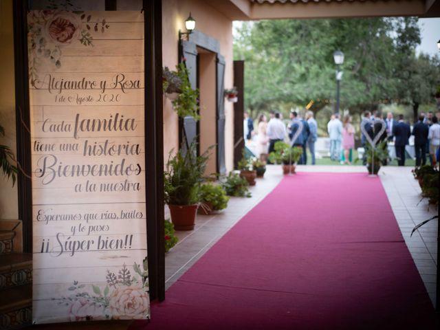 La boda de Rosa y Alejandro en Pozo Alcon, Jaén 11