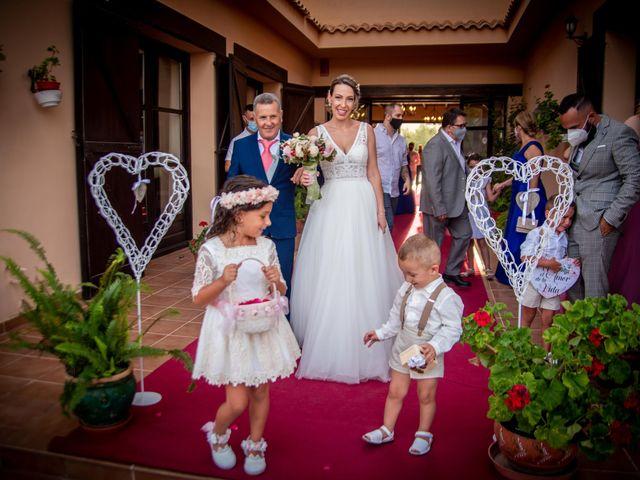 La boda de Rosa y Alejandro en Pozo Alcon, Jaén 14