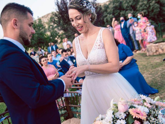La boda de Rosa y Alejandro en Pozo Alcon, Jaén 18