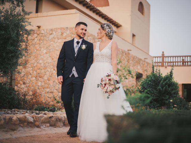 La boda de Rosa y Alejandro en Pozo Alcon, Jaén 24
