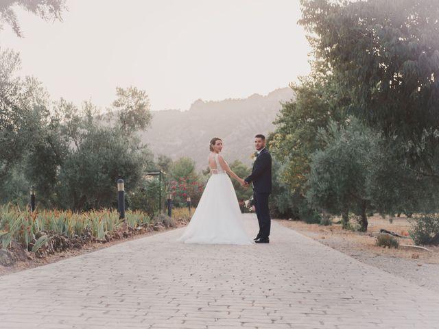 La boda de Rosa y Alejandro en Pozo Alcon, Jaén 26