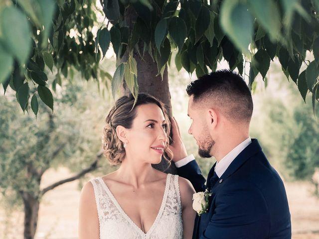 La boda de Rosa y Alejandro en Pozo Alcon, Jaén 27
