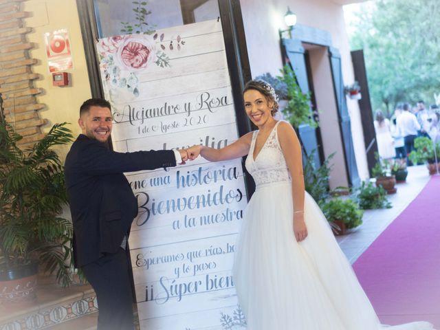 La boda de Rosa y Alejandro en Pozo Alcon, Jaén 30