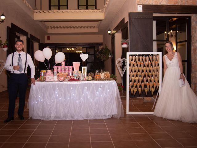La boda de Rosa y Alejandro en Pozo Alcon, Jaén 32