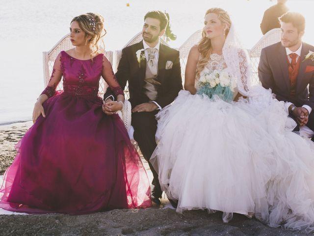 La boda de Jose María y Cintia en La Manga Del Mar Menor, Murcia 2