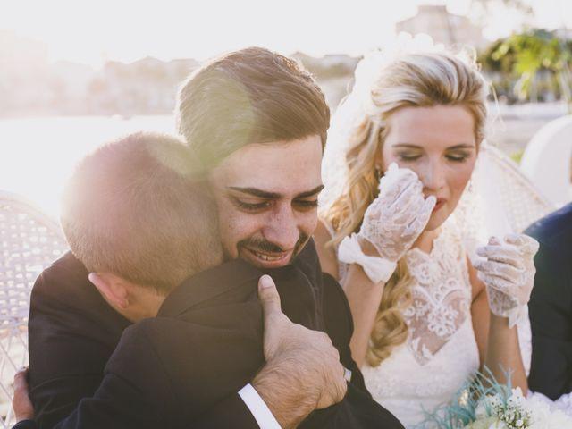 La boda de Jose María y Cintia en La Manga Del Mar Menor, Murcia 5