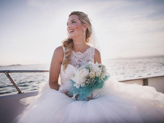 La boda de Jose María y Cintia en La Manga Del Mar Menor, Murcia 7