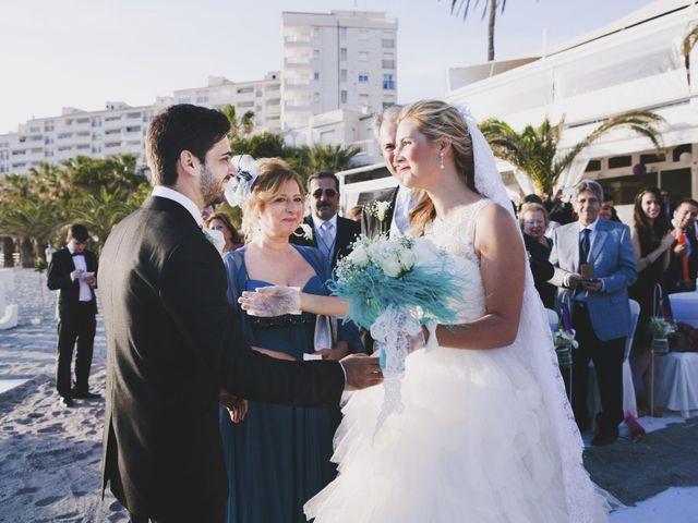 La boda de Jose María y Cintia en La Manga Del Mar Menor, Murcia 8