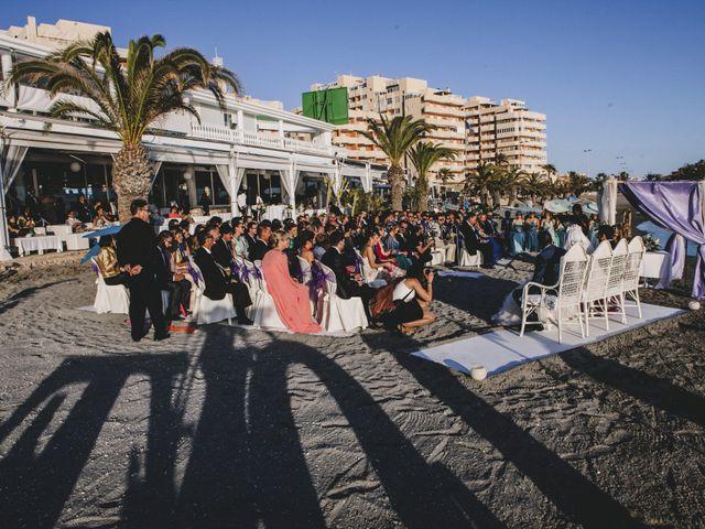 La boda de Jose María y Cintia en La Manga Del Mar Menor, Murcia 10