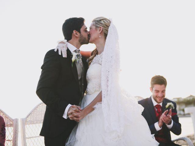 La boda de Jose María y Cintia en La Manga Del Mar Menor, Murcia 13