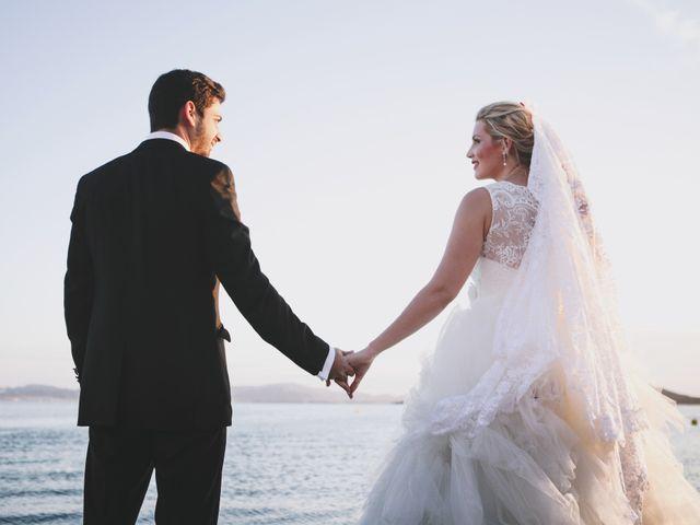La boda de Jose María y Cintia en La Manga Del Mar Menor, Murcia 15