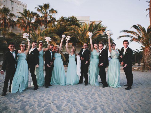 La boda de Jose María y Cintia en La Manga Del Mar Menor, Murcia 16