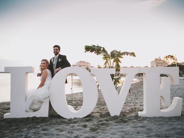 La boda de Jose María y Cintia en La Manga Del Mar Menor, Murcia 19