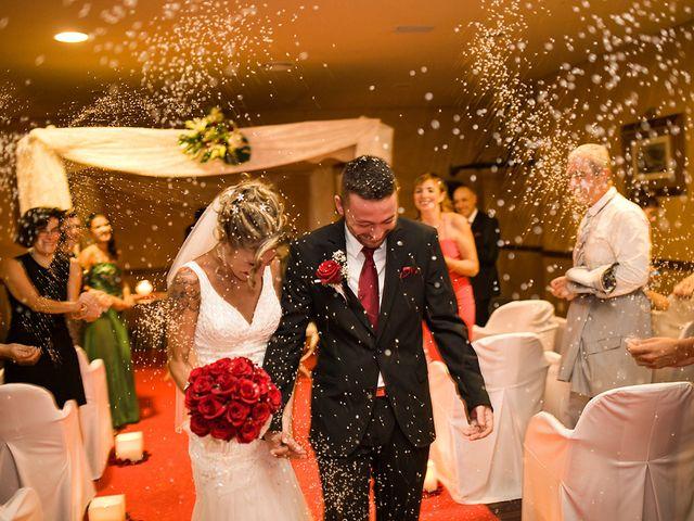 La boda de Nacho y Lara en Adeje, Santa Cruz de Tenerife 1