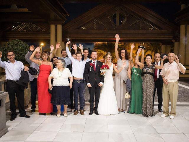 La boda de Nacho y Lara en Adeje, Santa Cruz de Tenerife 5