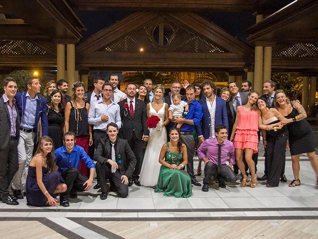 La boda de Nacho y Lara en Adeje, Santa Cruz de Tenerife 6