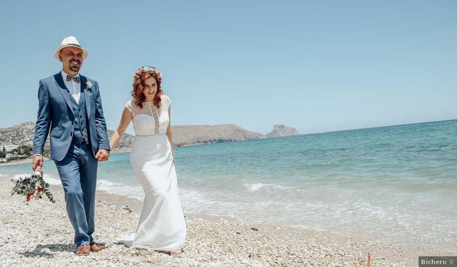 La boda de Jordi y Cecilia en Altea, Alicante