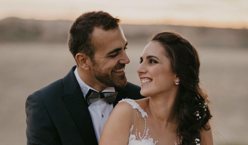 La boda de Rafa y Marta en Juneda, Lleida