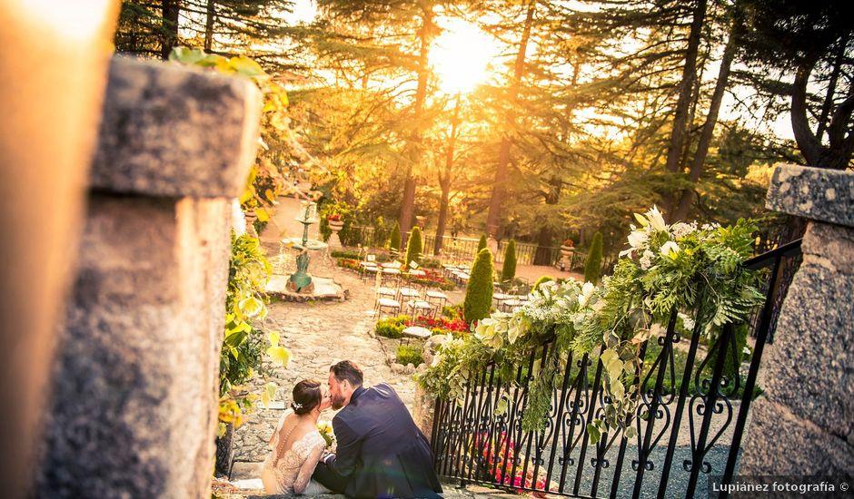 La boda de Pablo y Carmen en Collado Villalba, Madrid