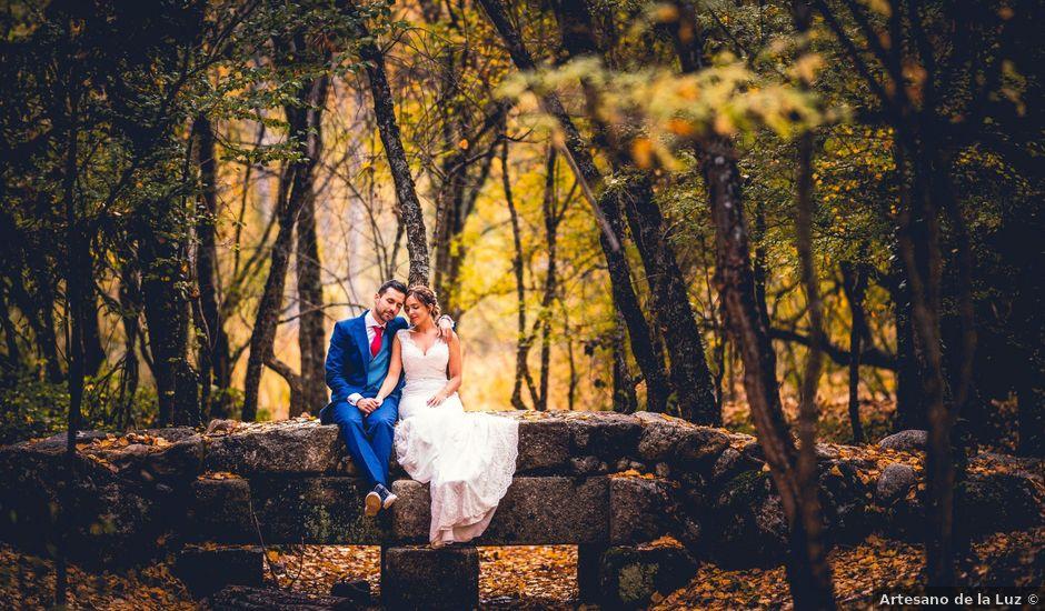 La boda de Javi y Laura en Miraflores De La Sierra, Madrid