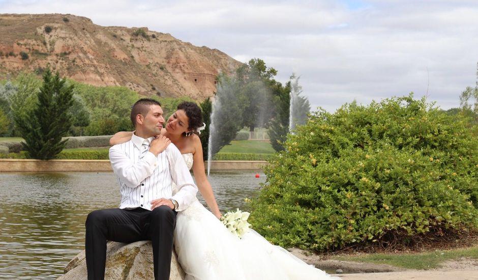La boda de Eloy y Tania en Logroño, La Rioja