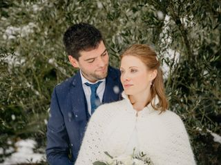 La boda de Caroline y Ibai