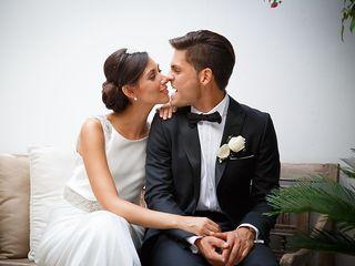 La boda de Luis y Mar