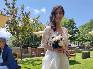 La boda de Aitziber y Emmanuel  1