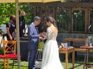 La boda de Aitziber y Emmanuel