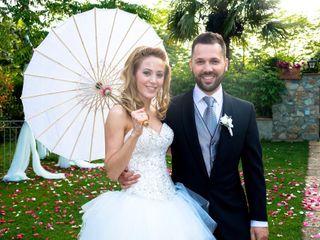 La boda de Núria y Enrique