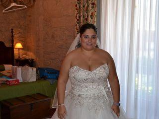 La boda de ANA VIDAL y FRANCISCO JAVIER 1