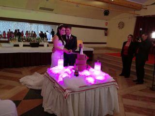 La boda de Fidel y Elena
