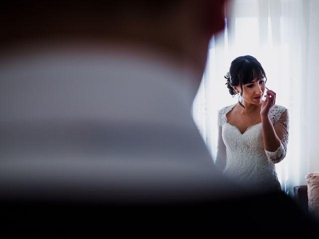La boda de Juan Pablo y Jessica en Catarroja, Valencia 1