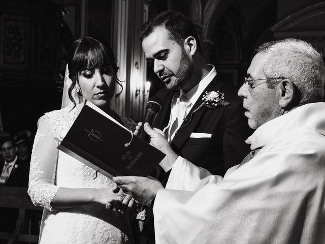 La boda de Juan Pablo y Jessica en Catarroja, Valencia 39