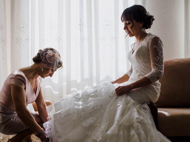 La boda de Juan Pablo y Jessica en Catarroja, Valencia 60