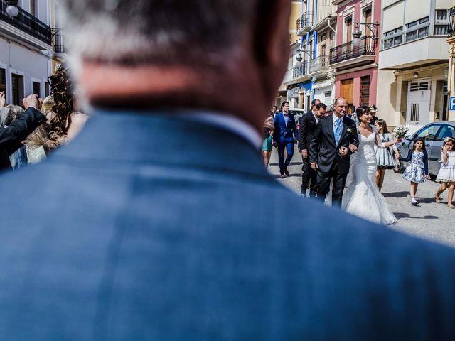 La boda de Juan Pablo y Jessica en Catarroja, Valencia 81