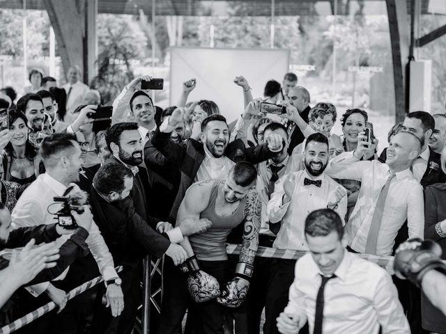 La boda de Juan Pablo y Jessica en Catarroja, Valencia 84