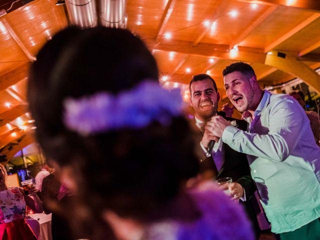 La boda de Juan Pablo y Jessica en Catarroja, Valencia 92