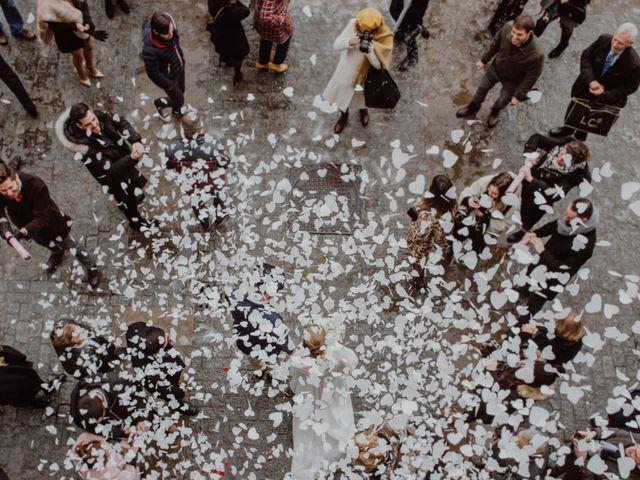 La boda de Ibai y Caroline en Vitoria-gasteiz, Álava 23