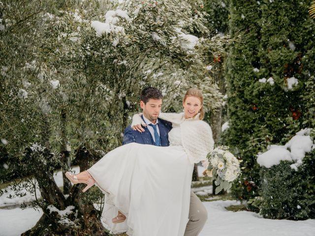 La boda de Ibai y Caroline en Vitoria-gasteiz, Álava 34