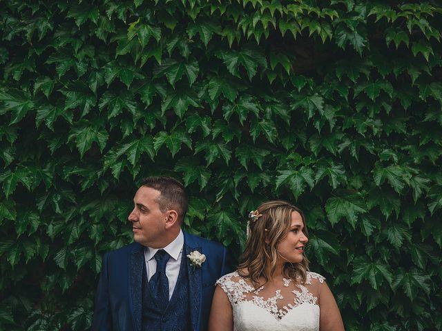 La boda de Ali y Vicen