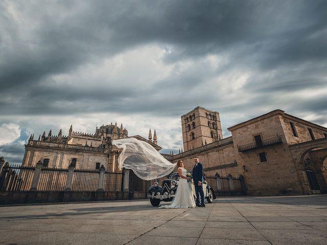 La boda de Vicen y Ali en Zamora, Zamora 1