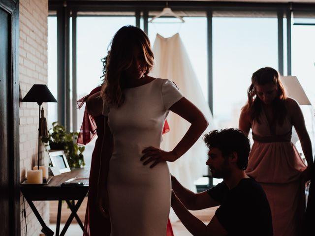 La boda de Fernando y Sandra en Alacant/alicante, Alicante 22
