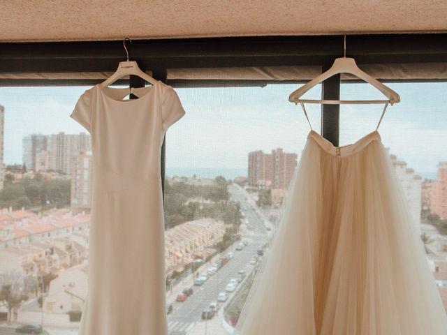 La boda de Fernando y Sandra en Alacant/alicante, Alicante 32