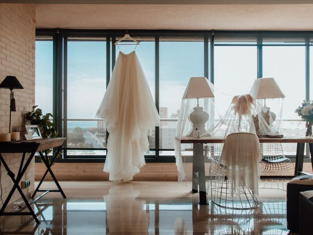 La boda de Fernando y Sandra en Alacant/alicante, Alicante 34