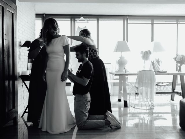 La boda de Fernando y Sandra en Alacant/alicante, Alicante 35