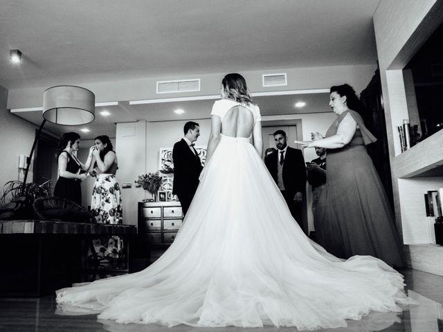 La boda de Fernando y Sandra en Alacant/alicante, Alicante 37