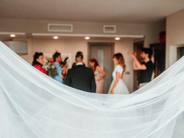 La boda de Fernando y Sandra en Alacant/alicante, Alicante 39